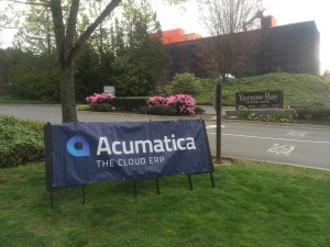 Acumatica partners are in the house!